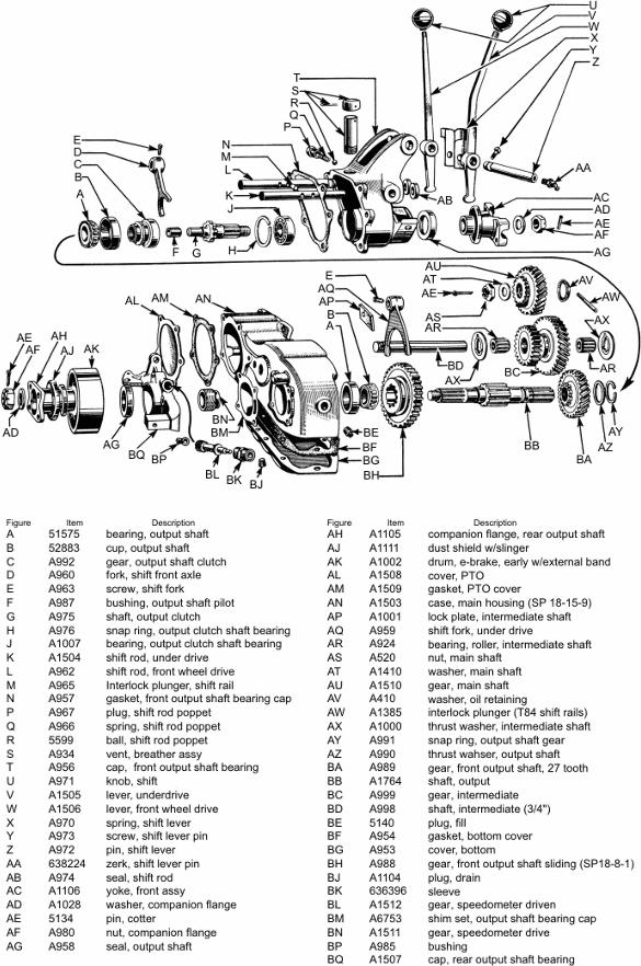 G503.com features Ron Fitzpatrick Jeep Parts · Parts Categories